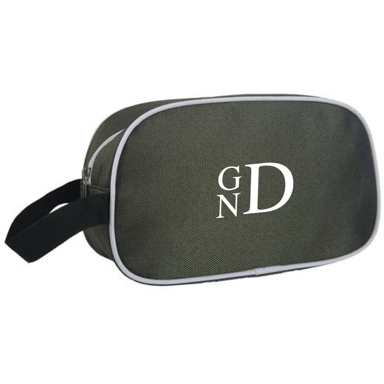 Personalized Monogram Dopp Kit
