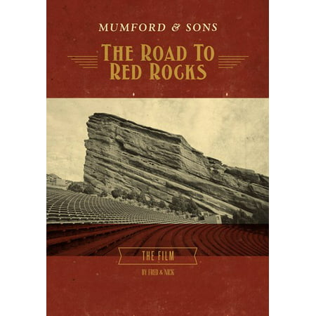 The Road to Red Rocks (DVD) (Mumford And Sons The Cave Red Rocks)