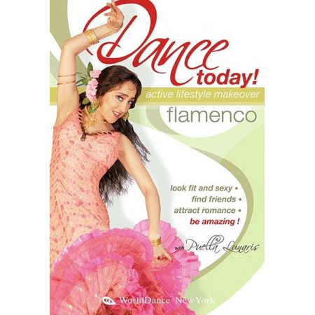 DANCE TODAY: FLAMENCO - ACTIVE LIFSTYLE MAKEOVER (DVD)