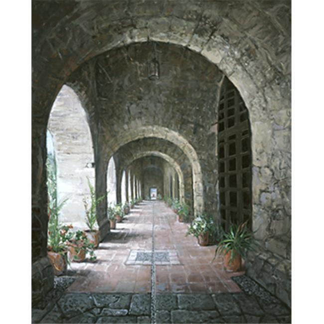 The Monarch Collection TMC-SL-11-30X40 Corridor  - 30 X 40 Painting - image 1 de 1
