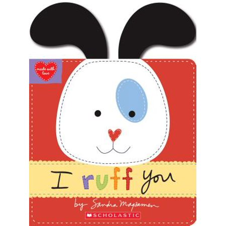 I Ruff You (Board Book)