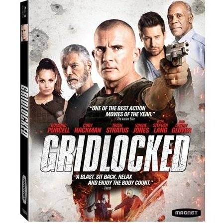 Gridlocked  Blu Ray