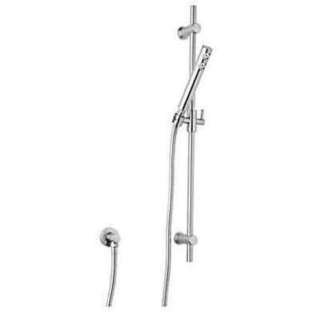 - Rohl 1600 Modern Single Function Hand Shower, Available in Various Colors