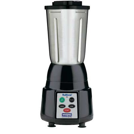 WARING COMMERCIAL BB185S Bar Blender, 44 Oz, Elect. Touch Pad