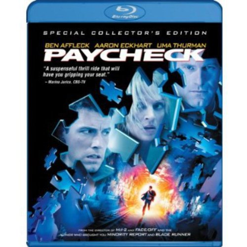Paycheck (Blu-ray) (Widescreen)