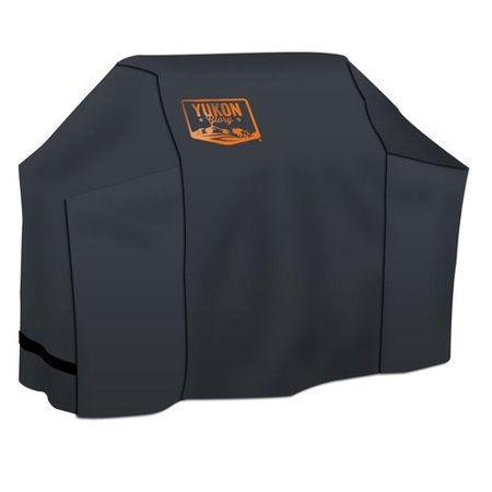 Yukon Glory 7573 Premium Cover. Water Resistant Heavy Duty Material, Fits Weber Spirit 200/300 Gas Grills (Not for 2015) (Spirit E310 Grill Cover)