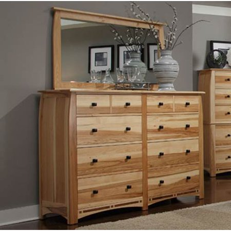 A America Transitional Dresser Natural
