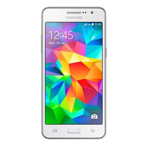 Samsung Galaxy Grand Prime Dual SIM / SM-G531H White ( International Model) Factory Unlocked GSM Mobile Phone