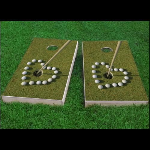 Custom Cornhole Boards Golf Love Cornhole Game (Set of 2)