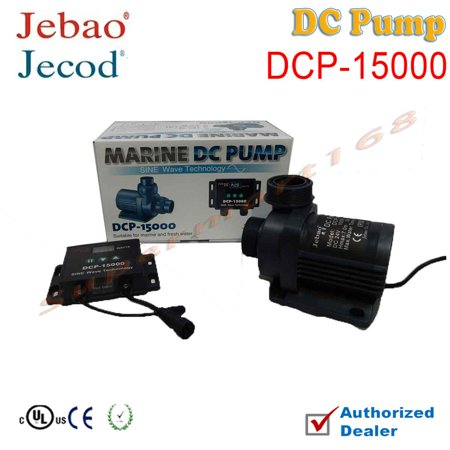 Jebao/Jecod DCP DCP-15000 Submersible Return water Pump for Reef Tank Skimmer upgraded DCT-15000