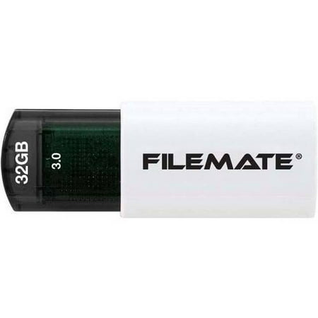 - FileMate 32GB USB 3.0 Flash Drive