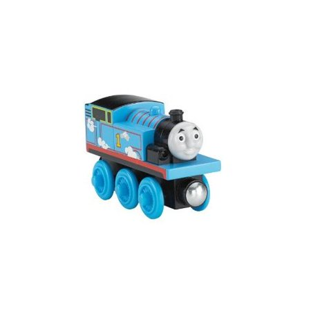 - Fisher-Price Thomas Wooden Railway - Roll and Whistle Thomas Multi-Colored