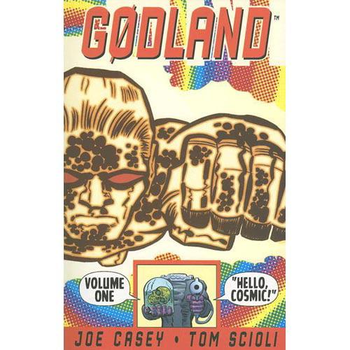 Godland 1: Hello, Cosmic!