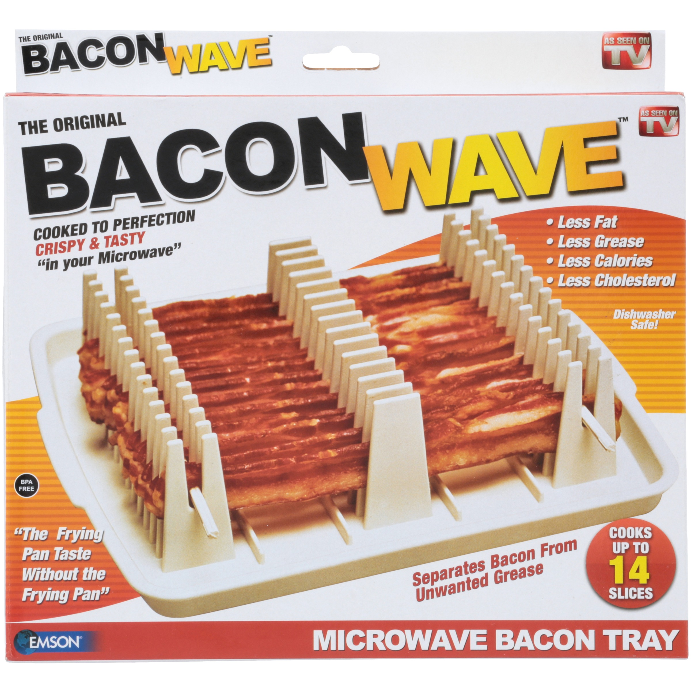 As Seen On Tv Microwave Bacon Cooker Walmart