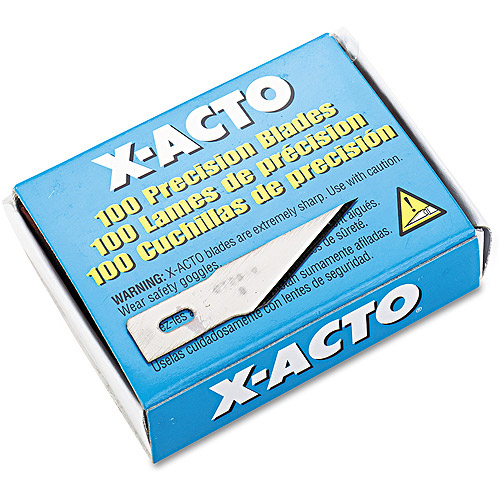 X-ACTO #2 Bulk Pack Blades for X-ACTO Knives, 100pk