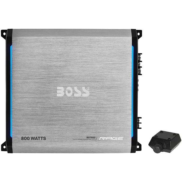 Boss Rage Series 2CH Amplifier 800W Max