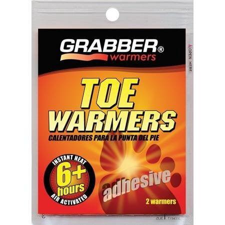 Grabber Toe Warmer Qty 2 Pair