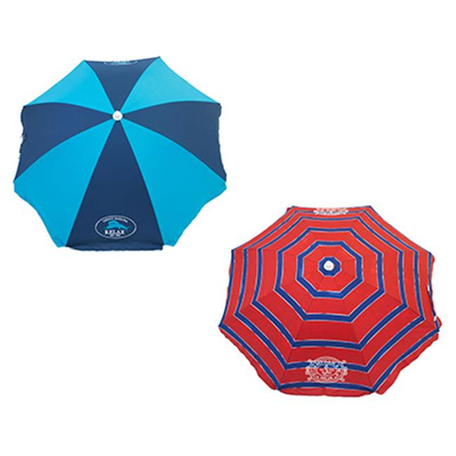 Rio Brands UDS71TB-TS 6 ft. Tommy Bahama Beach Umbrella