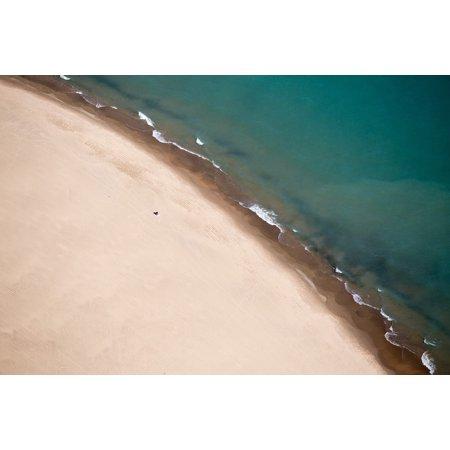 LAMINATED POSTER Coast Tropical Coastline Tropical Beach Beach Poster Print 24 x 36