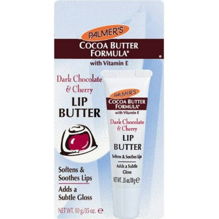 Palmer's Cocoa Butter Formula Dark Chocolate & Cherry Lip Butter, .35