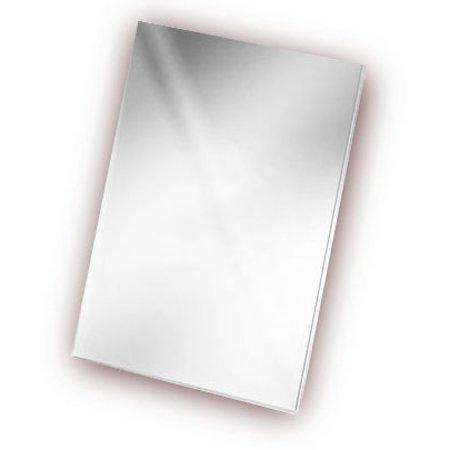 Acrylic Photo Holders - Flat Acrylic Photo Holder Measures 8