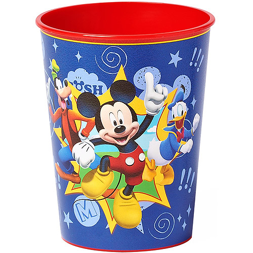Mickey Mouse Clubhouse 16 oz. Plastic Party Cup, Party Supplies