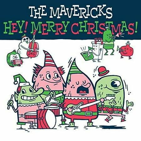 Hey Merry Christmas (CD)