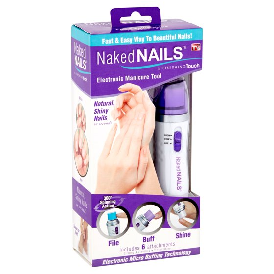 As Seen on TV Naked Nails - Walmart.com