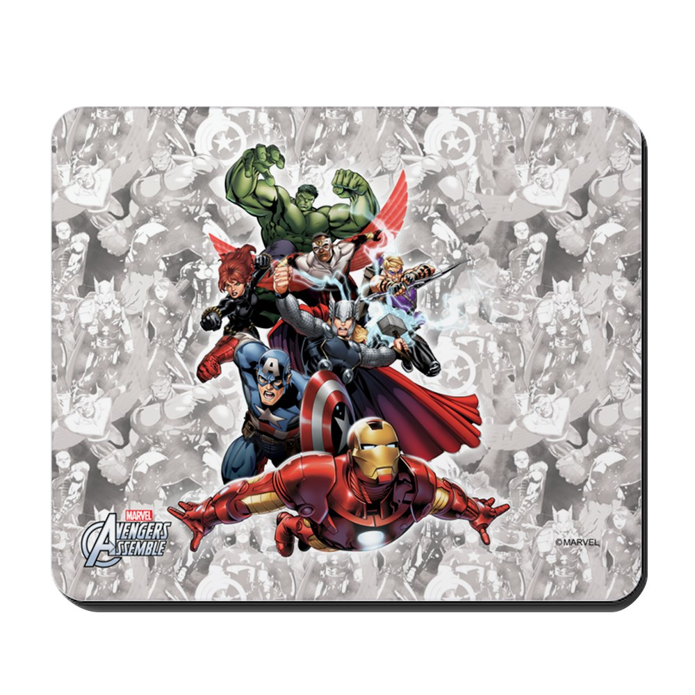 CafePress - Group Avengers - Non-slip Rubber Mousepad, Gaming Mouse Pad