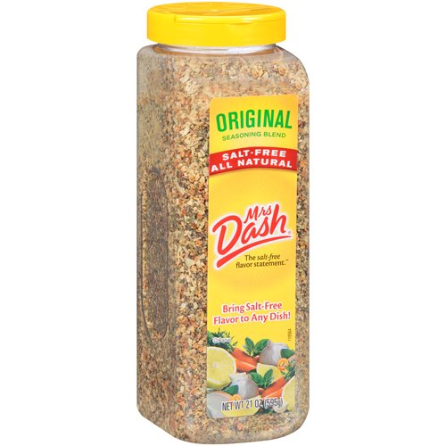 Mrs. Dash Original Seasoning Blend, 21 oz