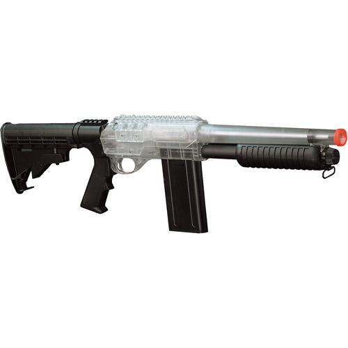 Crosman Stinger S32P Tactical Shotgun, Black