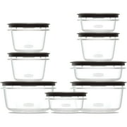 Rubbermaid Premier Food Storage Containers, 16-Piece Set