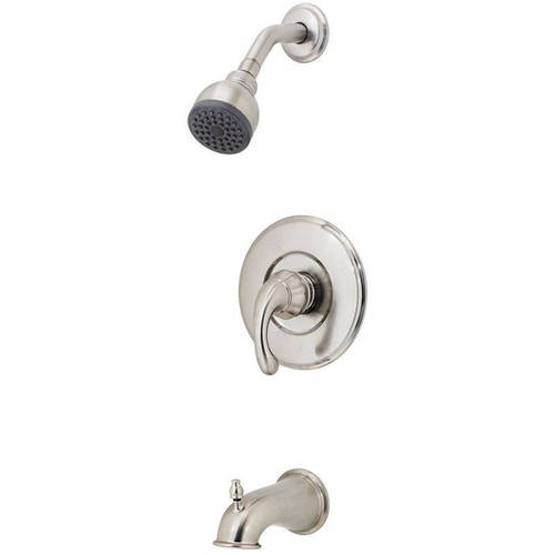 Pfister Treviso Single Handle Tub and Shower Trim Kit, Available in Various Colors by Price-Pfister
