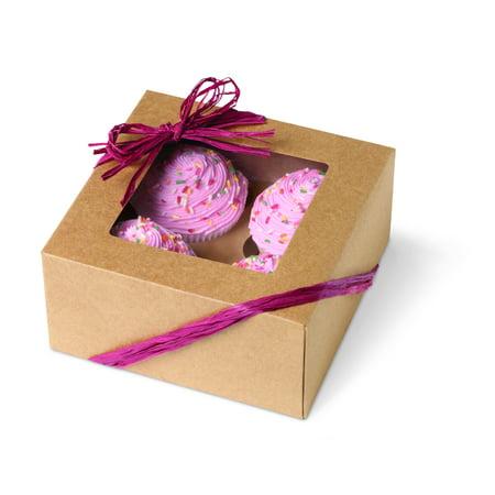 Boxes For Cupcakes (Wilton 4 Cavity Cupcake Box, 3)