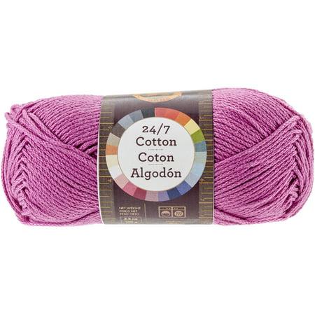 Yarn Rose Garden (24/7 Cotton Yarn, Rose)