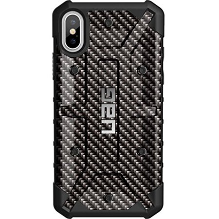Carbon Fiber Iphone Case >> Limited Edition Customized Designs By Ego Tactical Over A Uag Urban Armor Gear Case For Apple Iphone X 5 8 Screen Black Carbon Fiber