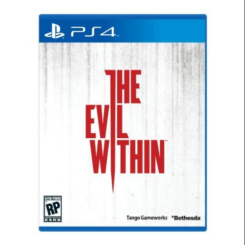 Bethesda The Evil Within - Action/adventure Game - Playstation 4 (11855)