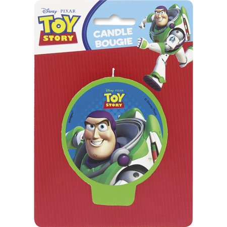 Toy Story Cake Candle (1ct)](Candle Character)