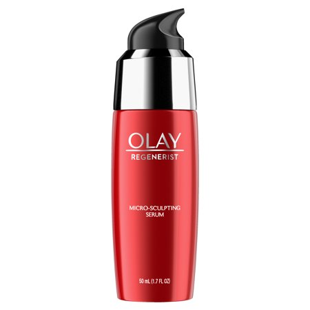 - Olay Regenerist Micro-Sculpting Serum, Face Moisturizer 1.7 fl oz