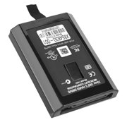 TOPINCN HDD Hard Drive Disk Kit for XBOX 360 Internal Slim Black 320GB, Hard Drive, Hard Drive Disk Kit
