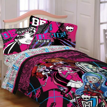 Monster High Comforter - Walmart.com