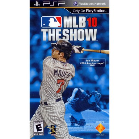 Mlb 10  The Show   Sony Psp