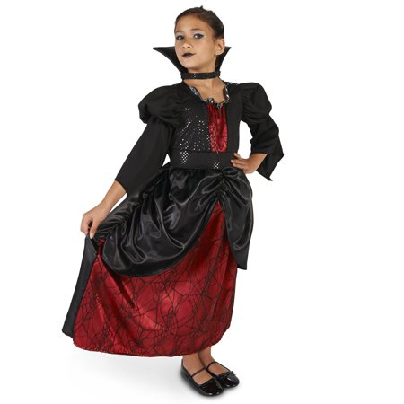 Little Vampire Queen Child Costume - Vampire Queen Monster High