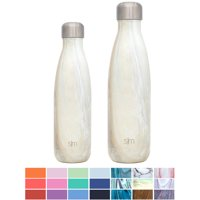 Simple Modern Wave Water Bottle - Vacuum Insulated - 4 Sizes in 40+ Styles