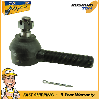Front Outer ES2234R Tie Rod End Passenger Side for 1 Ton GM Chevy 7/8-18