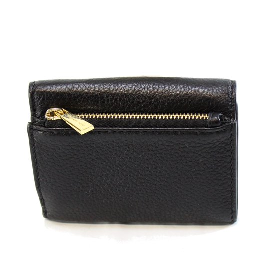 64a91d9f5ea9 Michael Kors - Michael Kors NEW Black Pebble Leather Liane Small ...