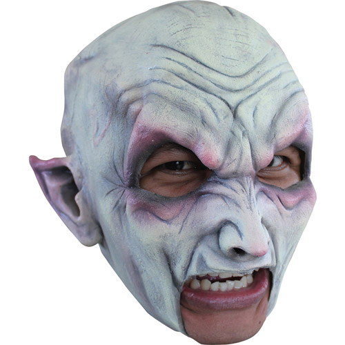 Vampire Mask Adult Halloween Accessory