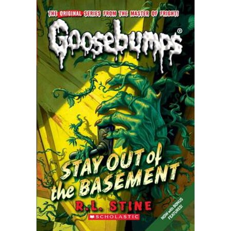Classic Goosebumps #22: Stay Out of the Basement - eBook - Goosebumps Stay Out Of The Basement Movie