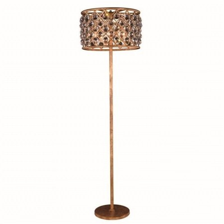 Click here for 1206FL20GI/RC Madison Collection Floor Lamp D:20 H... prices