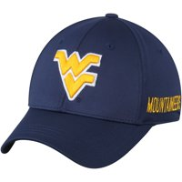 West Virginia Mountaineers Top of the World Choice Flex Hat - Navy